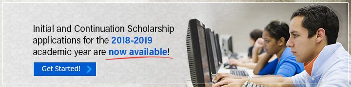 Scholarship applications available for 2018-2019